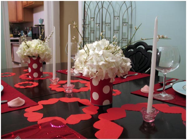 valentines day table decorations ideas. [the 68 best images about
