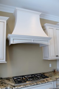 Kitchen Custom Hood Sartor pic 2