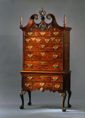 Charmant Consider That Original Philadelphia Chippendale And Shaker Furniture Pieces  Are Widely Regarded ...