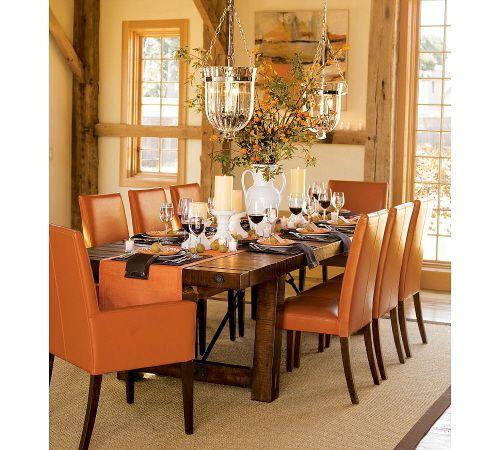 pumpkin dining