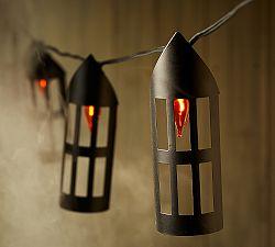 pottery barn string lights