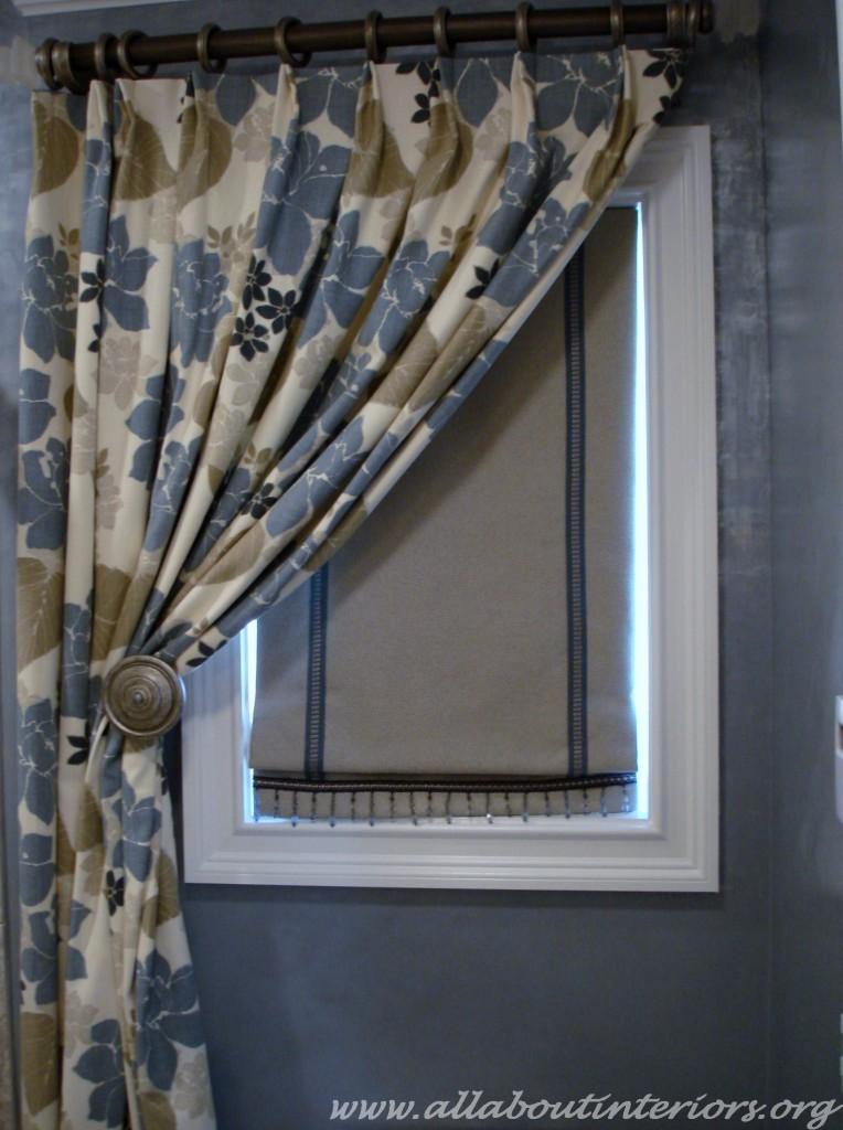 Ainsworth Master bath window treatment after