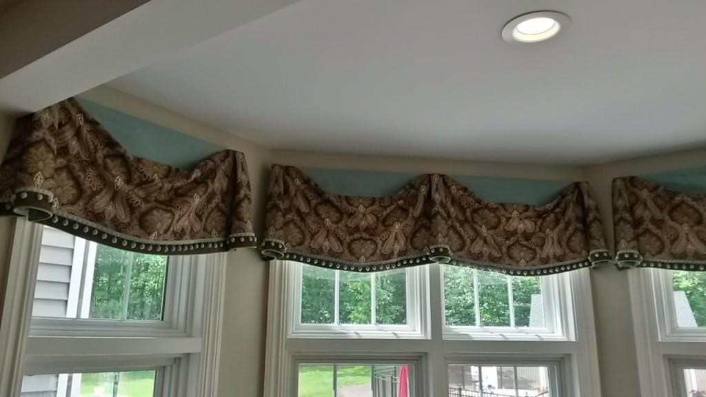 Mitchell Kitchen window treatment
