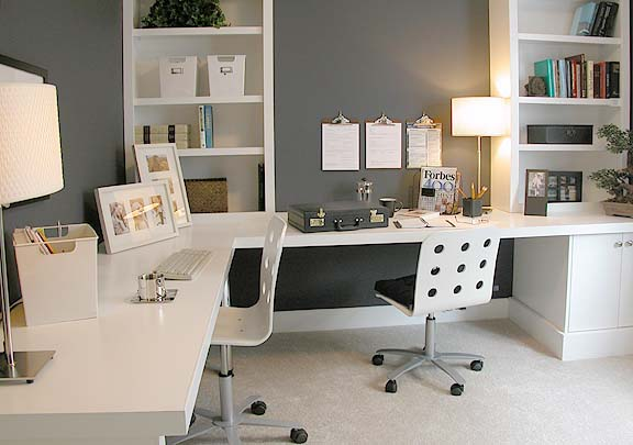 Easy design for your home office