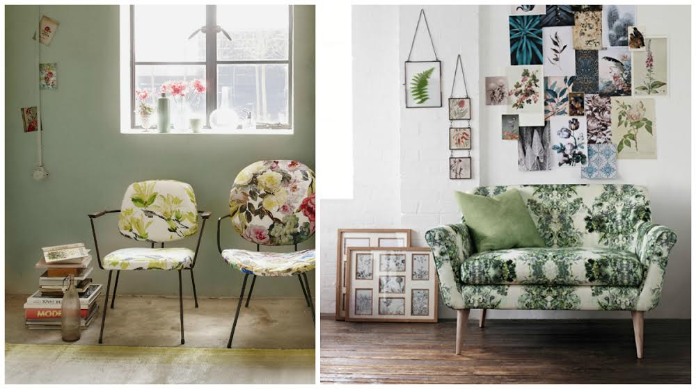 Floral Patterns Make a Comeback in Design! - All About
