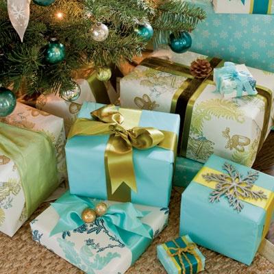 8 turquoise packages turquoisetulipsandbliss_blogspot_com