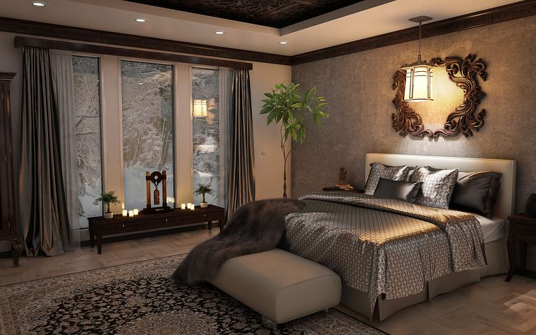 Why A Luxury Bedroom Is Good For Your Health All About Interiors
